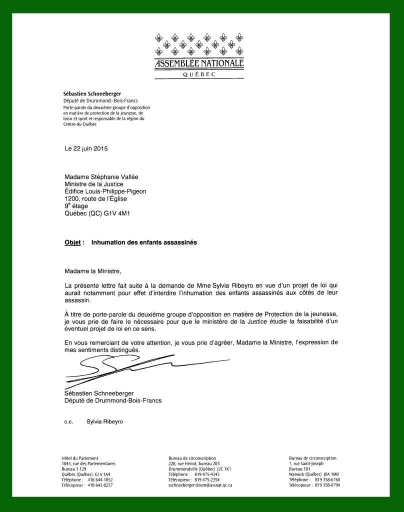 Lettre député Drumond-Bois-Francs